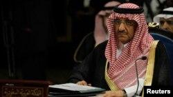 محمد بن نایف ولیعهد و وزیر کشور عربستان سعودی.