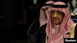 شہزادہ محمد بن نائف (فائل فوٹو)