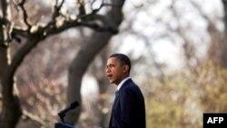 Başkan Barack Obama Muammer Kaddafi'yi Uyardı