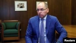 Министр здравоохранения Украины Максим Степанов (архивное фото)