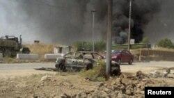 Los rebeldes, un desprendimiento de la red al Qaeda, han ampliado su control sobre el norte de Irak.