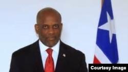 Charles Brumskine of Liberia