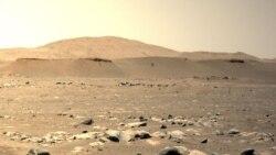 美國科學家看中國火星車駛入新太空競賽