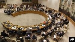 El Consejo de Segurdiad de la ONU, que sesionó este jueves, nu pudo aplicar su proyecto de sanciones a Siria, pues fueron vetadas por China y Rusia.