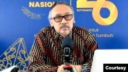 Kepala BPS DI Yogyakarta, Sugeng Arianto. (BPS DIY)