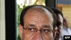 Maliki İran'a Gidiyor