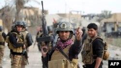 رمادی روز یک شنبه به تصرف نیروهای عراقی در آمد.