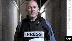 خبرنگار ربوده شده نیویورک تایمز در افغانستان نجات داده شد