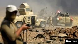 伊拉克士兵