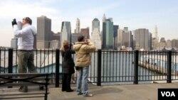 Al finalizar el año, la ciudad habrá sido visitada por 50,2 millones de turistas.