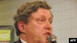 Lãnh tụ đối lập cấp tiến Nga Grigory Yavlinsky