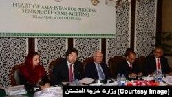 افغان لوړپوړیو چارواکو په دغه کنفرانس کې د نړیوال تروریزم د ختمولو په خاطر د سمدستې او یو متفق اقدام غږ وکړ.