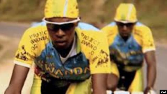 Rwanda-Cycling
