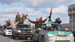 نخستین سالگرد انقلاب لیبی جشن گرفته می شود