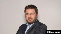 Miloš Damnjanović, novinar i autor izveštaja za Srbiju, Foto: Courtesy Photo
