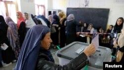 아프가니스탄에서 20일, 8년 만에 처음으로 국회의원 총선거가 실시됐다.