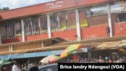 Le marché de Bangui
