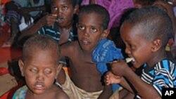 UNHCR: Nafaqo darro Haysa Caruurta Soomaalida ee Itoobiya