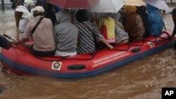 Des préparatifs sont en cours en Afrique de l'Ouest et du Centre pour mitiger l'impact de la saison des pluies