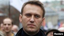 Nhà lãnh đạo đối lập Nga Alexei Navalny