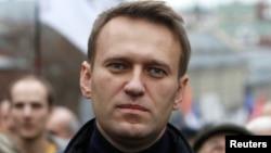 Jagoran 'yan adawar Rasha Alexei Navalny