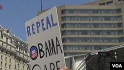Prosvjednici protiv nove reforme zdravstva