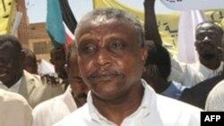 Ông Yasir Arman, ứng cử viên của đảng thống trị ở miền Nam Sudan, đã út lui khỏi cuộc tranh cử tổng thống
