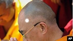 达赖喇嘛(档案照片)