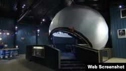 """""""Sənin Ətrafında Kainatın Döndüyü Yer"""" adlanan Planetariumu"""