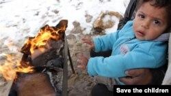 سرما بیشتر کودکان و کهنسالان را تهدید میکند