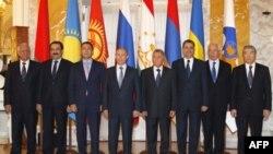 Участники саммита в Петербурге