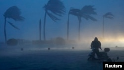 Giới hữu trách miền nam Trung Quốc nói rằng đây là trận bão lớn nhất trong vòng 40 năm.