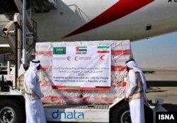 کمکهای بشردوستانه امارات و عربستان