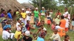 População San afectada pela seca na Huíla – 2:14