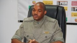 Polícia moçambicana detém pessoas supostamente ligadas ao assassinato do autarca de Nampula