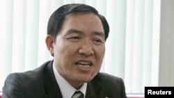 Ông Dương Chí Dũng, nguyên Cục trưởng Cục Hàng hải và là cựu Chủ tịch Hội đồng quản trị Vinalines.
