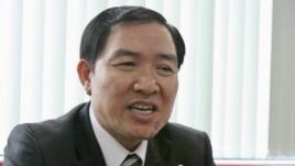 Nguyên Cục trưởng Cục Hàng Hải, và cựu Chủ tịch Hội đồng Quản trị Vinalines Dương Trí Dũng.