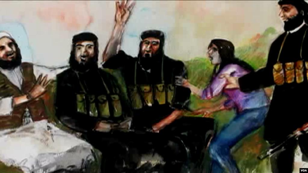 لینک کاوشگر داعش با دختران ایزدی چه کرد