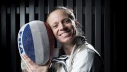 Astrid Guyart Olimpic champion - France