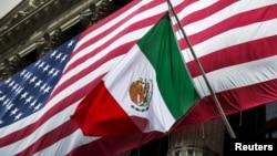 """El presidente de EE.UU., Donald Trump, escribió en su cuenta de Twitter el sábado 8 de junio de 2019: """"¡Todos muy entusiasmados con el nuevo trato con México!""""."""