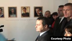 Ekspozitë mbi krimet e forcave serbe në Kosovë