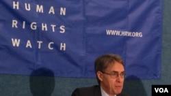 Кеннет Рот, исполнительный директор Human Rights Watch