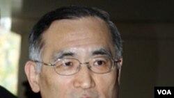 Utusan nuklir Korea Selatan Wi Sung-lac tidak berharap banyak dari pembicaraan AS dan Korea Utara di New York.
