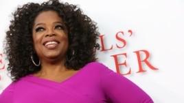 Oprah Winfrey, August 12, 2013