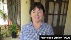 Marinês Biasibetti, Representante da Cemirde, Moçambique