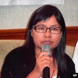 台湾环境保护基金会董事长 陈曼丽