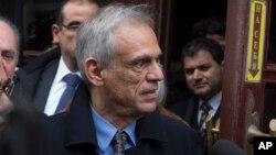 Menteri Keuangan Siprus, Michalis Sarris mengatakan pemerintah Siprus berusaha memenuhi syarat untuk mendapat dana talangan internasional (foto: 20/3).