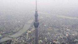 «درخت آسمان»، بلندترین برج جدید جهان در توکیو ساخته شد