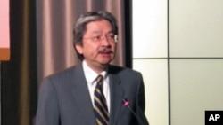香港前财政司司长曾俊华