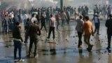 اعتراضات به گرانی بنزین در کرمانشاه